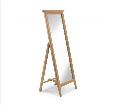 Corbett Oak - Chevel Mirror