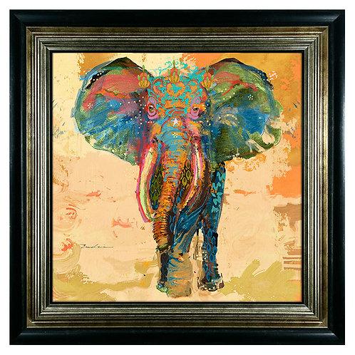 Animal Utopia I - Framed Art