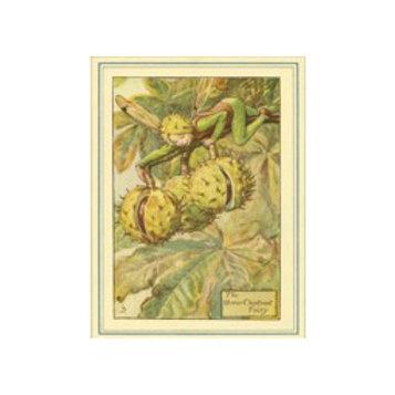 The Horse Chestnut Fairy - Canvas Art