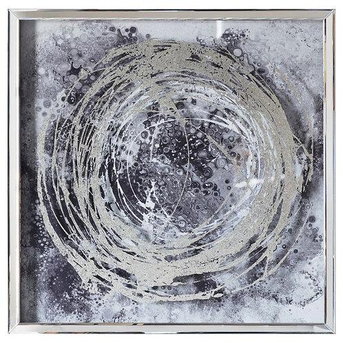 Twist II Framed Art