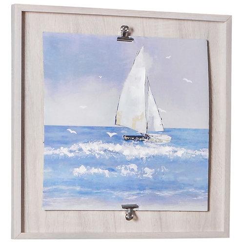 Offshore I - Framed Art