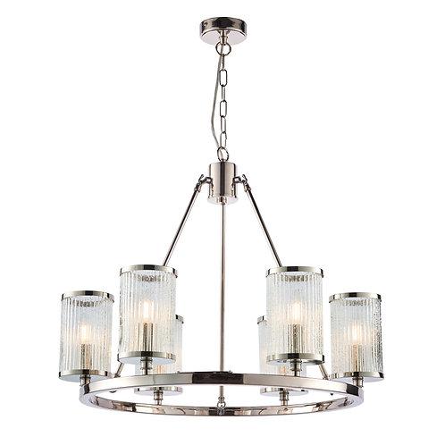 Eaton 6 Light Pendant