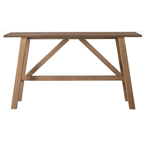 Tooting Console Table Oak