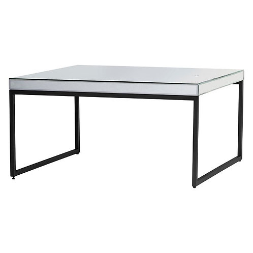Black Pipson Coffee Table