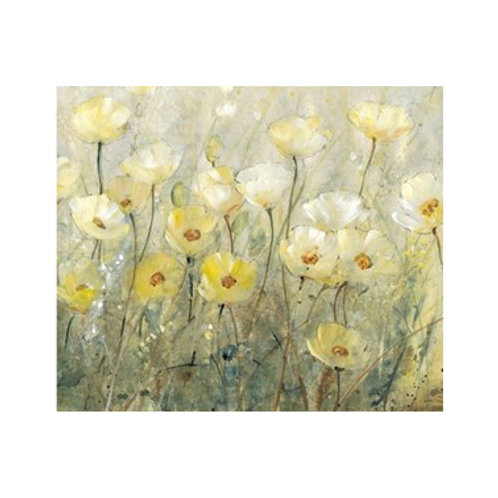 Summer in Bloom II - Canvas Art