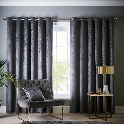 Navarra Slate Curtains
