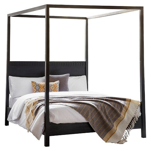 Bohemian Boutique 4 Poster 6' Bed