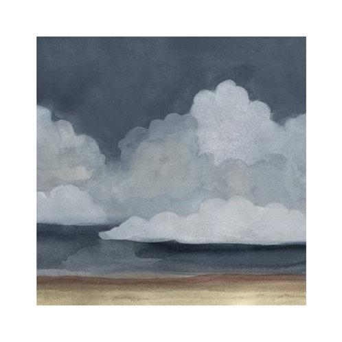 Cloud Landscape IV - Canvas Art