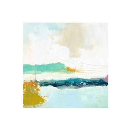 Atmospheric IX - Canvas Art