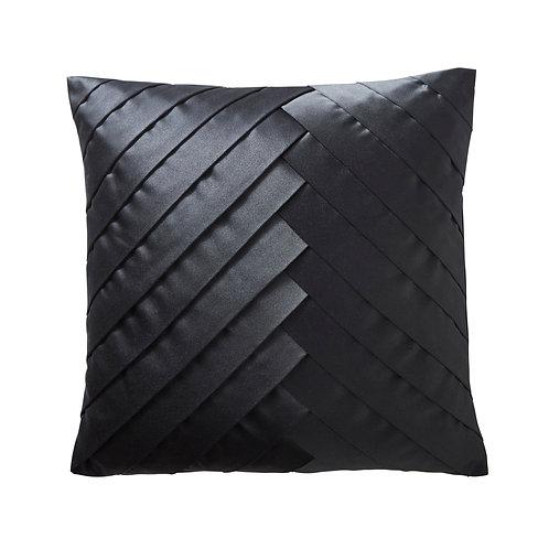 Hand Pleated Square Cushion