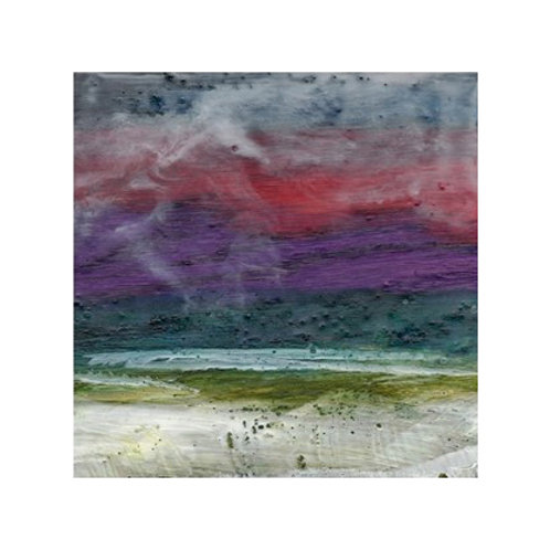 Red Sky at Night II - Canvas Art