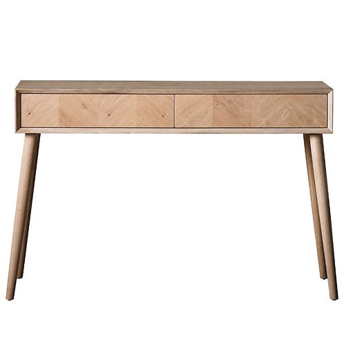 Milan 2 Drawer Console