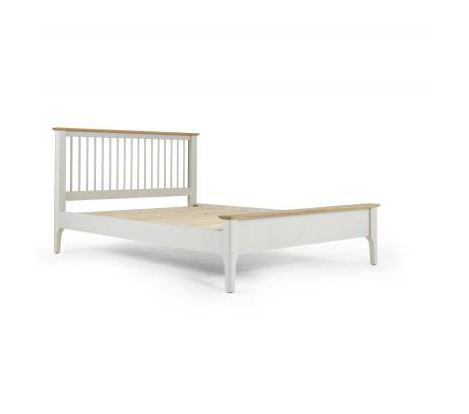 Branford Painted - 4ft6 Double Low Foot Bed