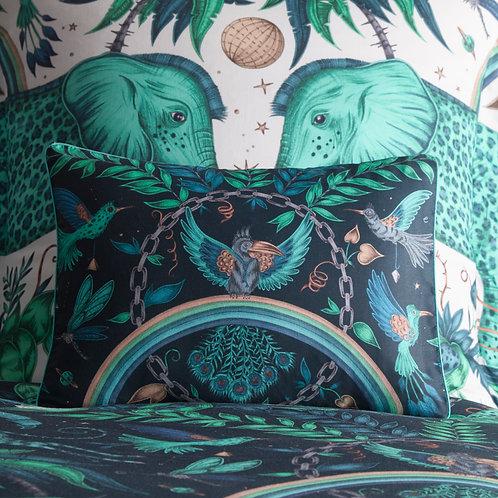 Zambezi Teal Boudoir Pillowcase