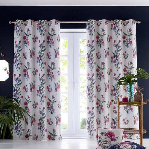 Luna Ivory Curtains
