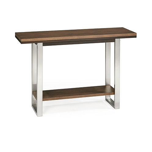 Tivoli Dark Oak Console Table