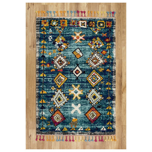 Royal Marrakech III Rug - Blue