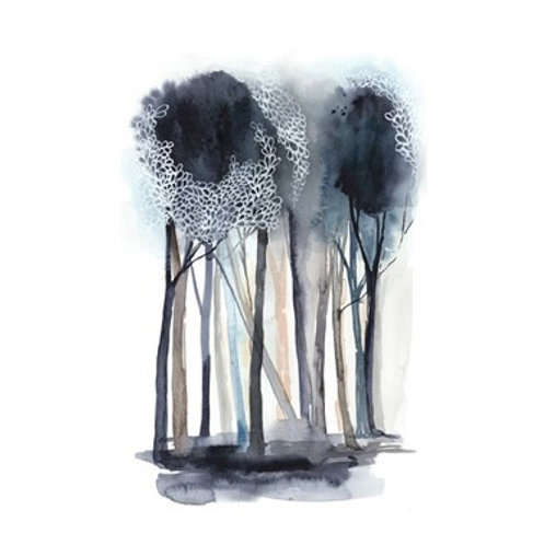 Tranquil Coppice I - Canvas Art