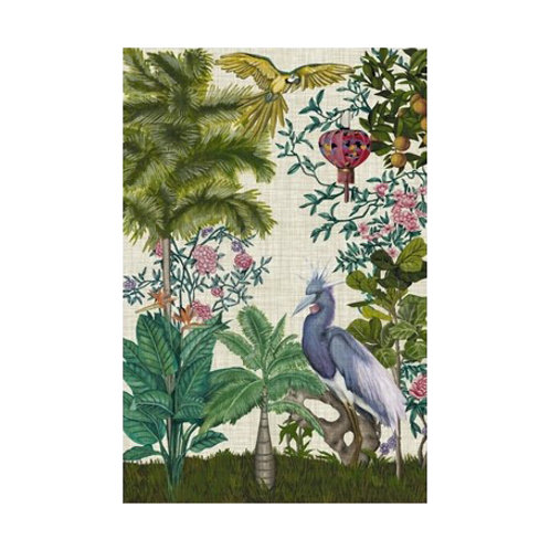 Paradis Chinoiserie I - Canvas Art