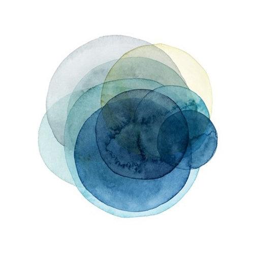 Evolving Planets I - Canvas Art