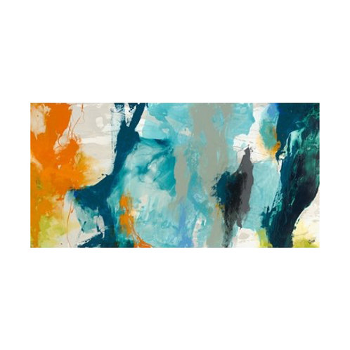 Tidal Abstract II - Canvas Art