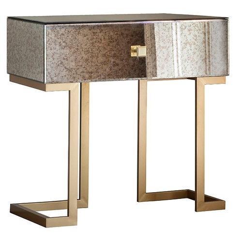 Berley 1 Drawer Side Table