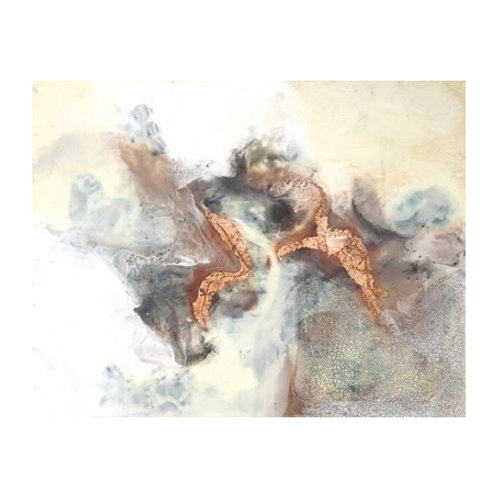 Copper Canyon II - Canvas Art