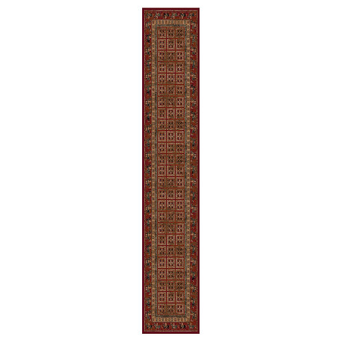 Kashqui I Runner Rug - Red