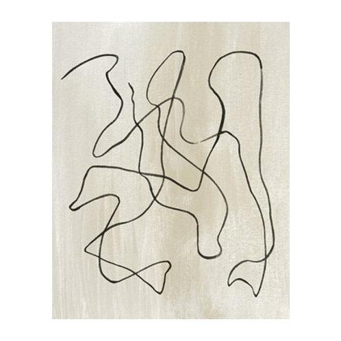 Bound III - Canvas Art
