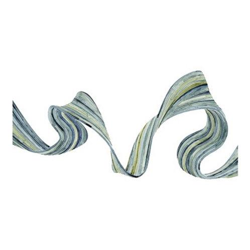 Ribbon Stream II - Canvas Art