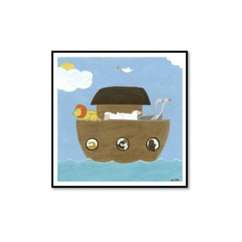 Noah's Ark II - Framed & Mounted Art