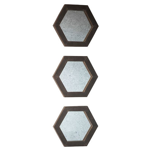 Oldfield Set of 3 Mirrors