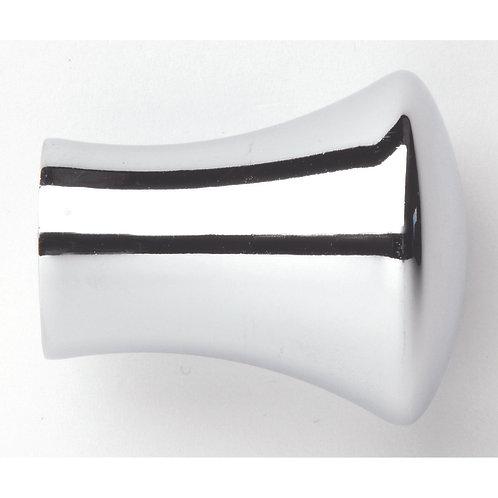 Neo Original 19 mm Trumpet Finial - Chrome