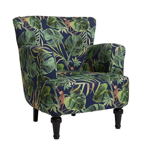 Dalston Chair – Monkey Business Indigo