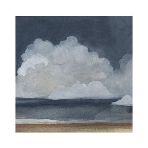 Cloud Landscape III - Canvas Art