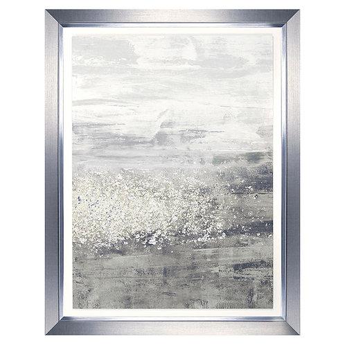 Glitter Rain II - Framed Art