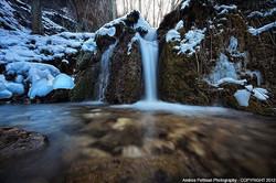 Spettacolo d'inverno ❄️💎🏔✨🌿🌳_Ph