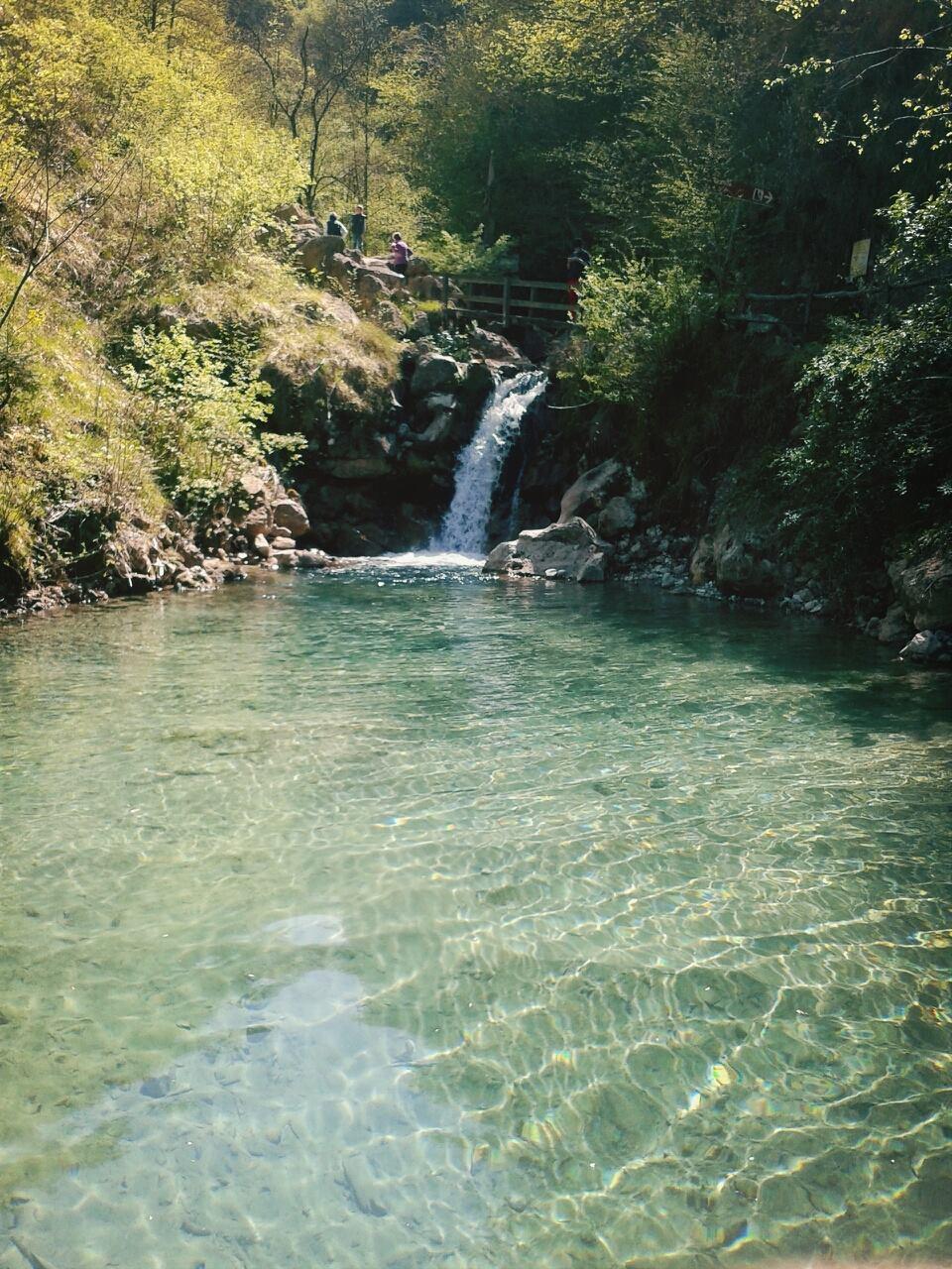 Parco avventura fucine ferrate casto
