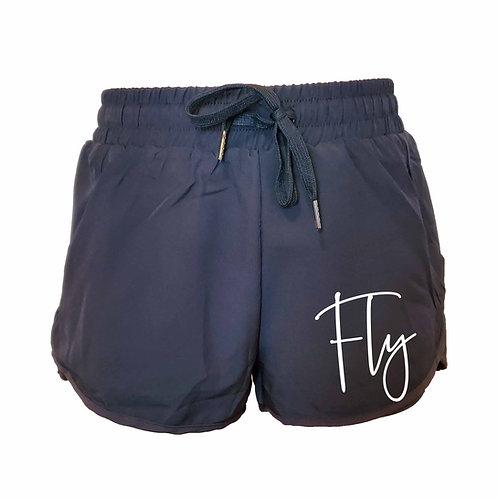 Fly Running Shorts