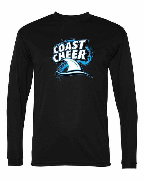 Coast Cheer Long Sleeves