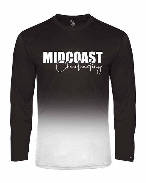 Midcoast Ombre Long Sleeves