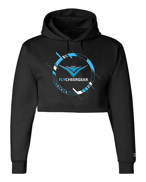 Fly Cropped Hoodie