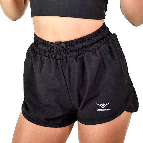 2-in-1 Track Shorts
