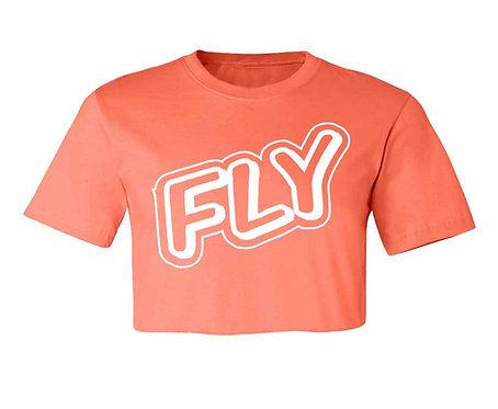 Fly Cropped Tee