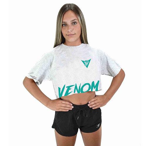 Venom Cropped Tee