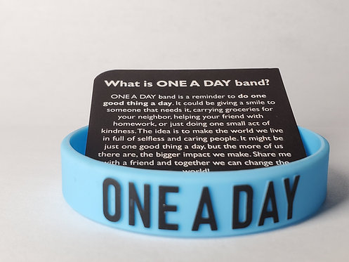 ONE A DAY BAND