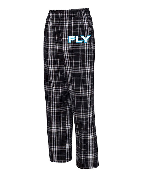 Fly Flannel Pants