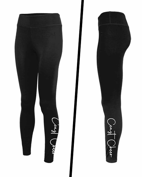 Coast Cheer Leggings