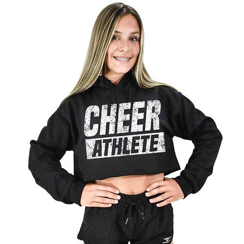 Cheer Athlete Cropped Hoodie