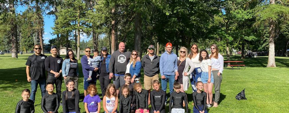 Kid's Team & Family